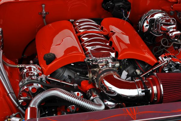 Engine Bay for MOT | Mintys Garage Services Lancaster